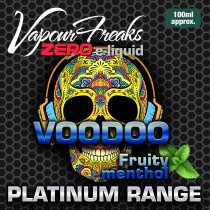 Vapour Freaks Platinum Range - Voodoo - 100ml - 0mg