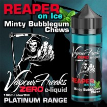 Vapour Freaks Platinum Range - Reaper On Ice - 100ml - 0mg