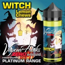 Vapour Freaks Platinum Range - Witch - 100ml - 0mg