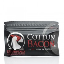 Wick 'n' Vape - Cotton Bacon Version 2.0