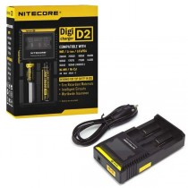 Nitecore - D2 Charger