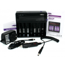 Efest - LUC V6 LCD Multi-Function Charger