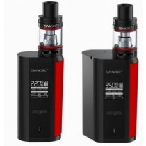 Smok GX2/4 - Black/Red - Mod Only