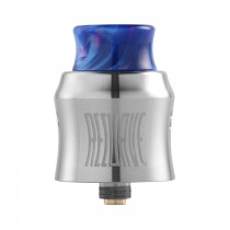 Wotofo Recurve RDA Designed by Mike Vapes - Silver