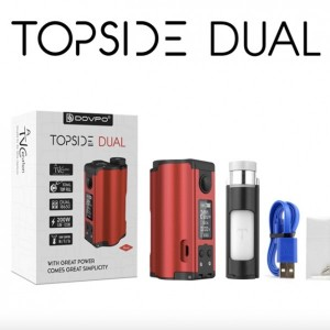 DOVPO - Topside Dual by Brian TVC - Gun Metal