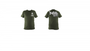 Empire Snow Flake Task Force T-Shirt 2019 *MILITARY GREEN*