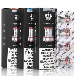 UWELL Crown IV - Mesh Coil Pack 0.23 - 4 Pack